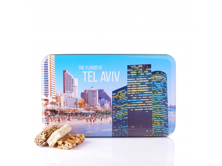 Nut Bars Tin Box Tel Aviv