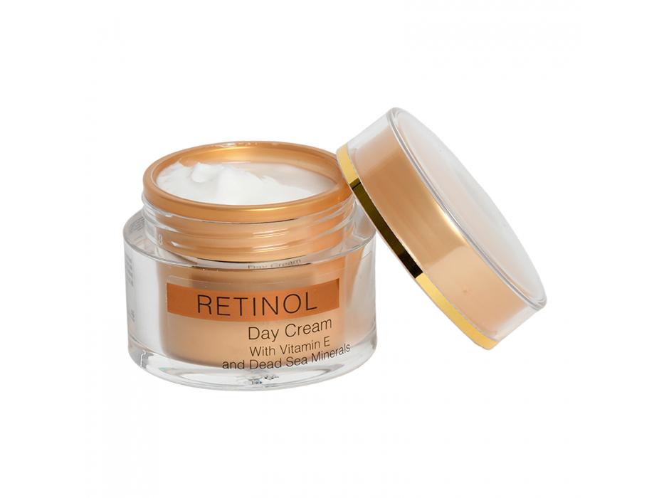 Spa Cosmetics Retinol Day Cream