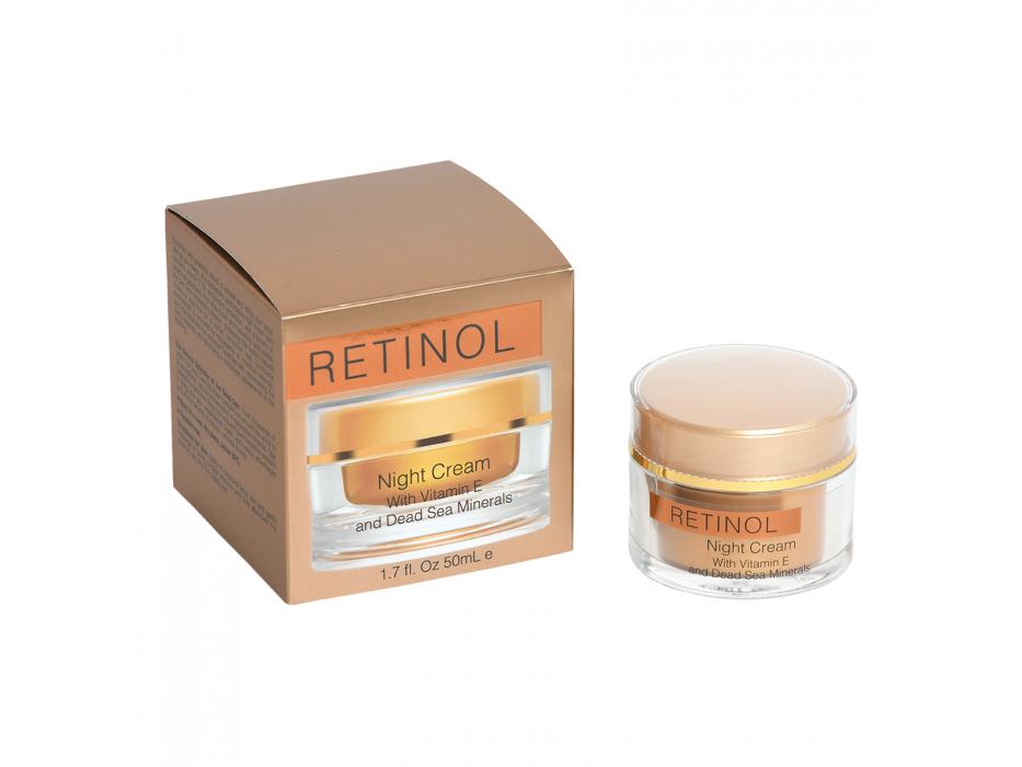 Spa Cosmetics Retinol Night Cream