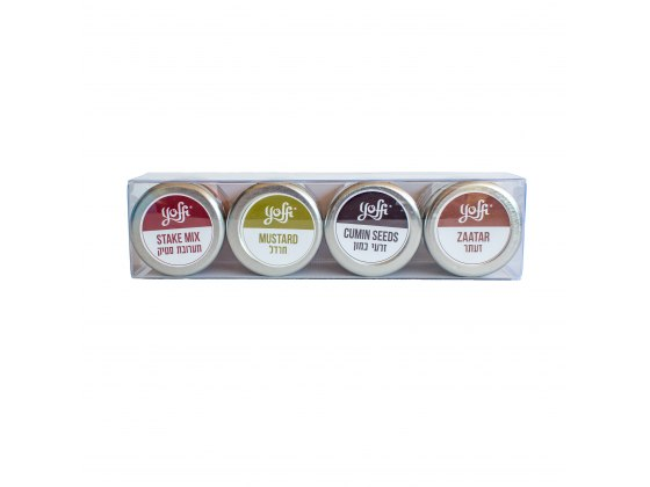 Spices Quartet