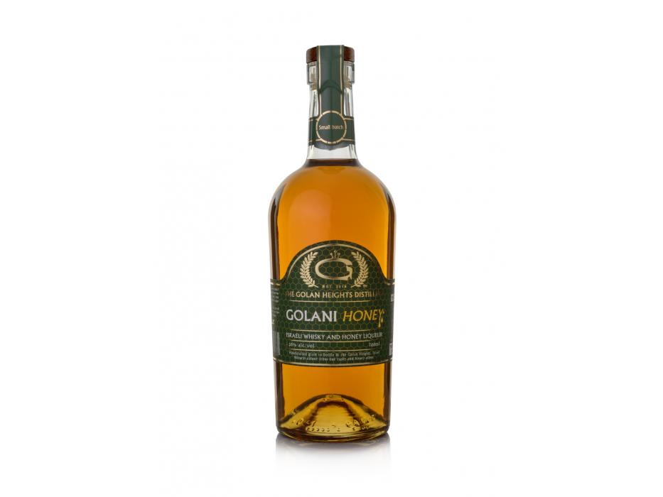 Golani Honey Israeli Whisky