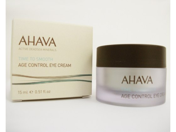 AHAVA Age Control Eye Cream, Time To Smooth