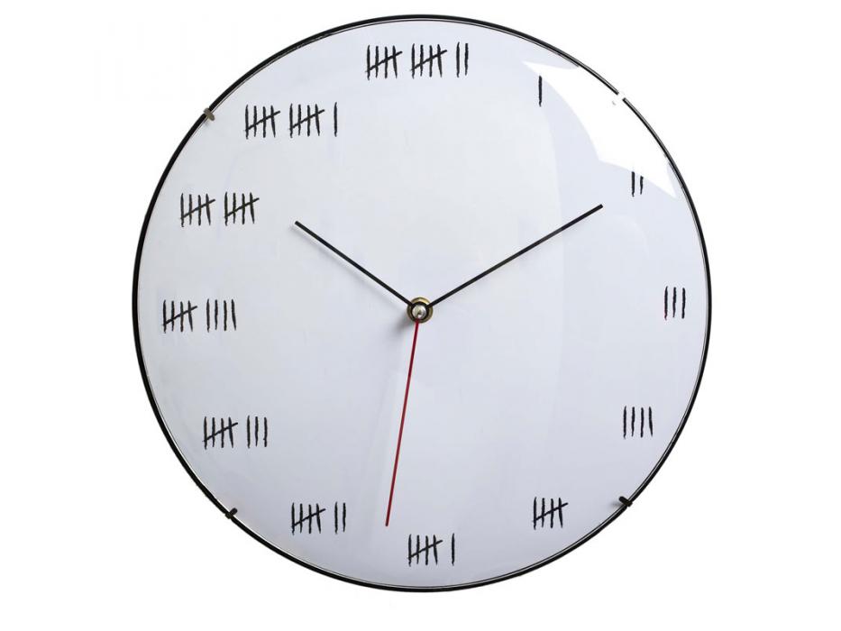 Alcatraz, Wall Clock