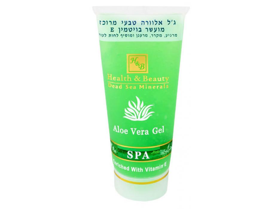 Aloe Vera Gel, Dead Sea Cosmetics