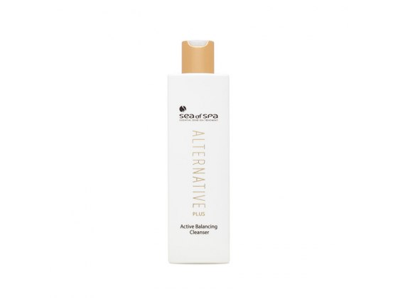 Alternative Plus Active Balancing Cleanser with Dead Sea Minerals