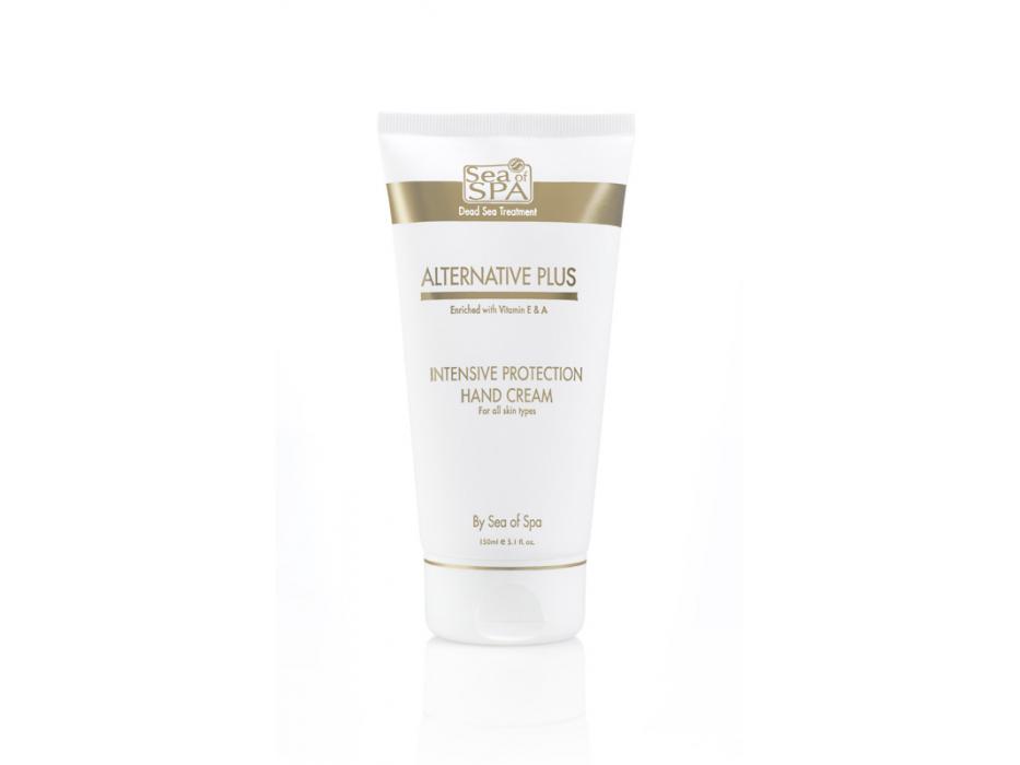 Alternative Plus Intensive Hand Cream with Dead Sea Minerals