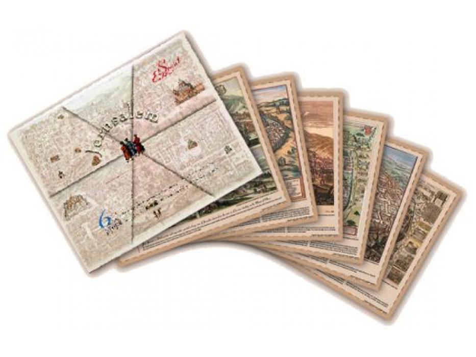 Ancient Maps of Jerusalem - Author Prof Rehav Rubin