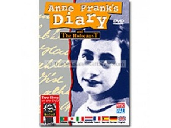 Anne Franks Diary DVD