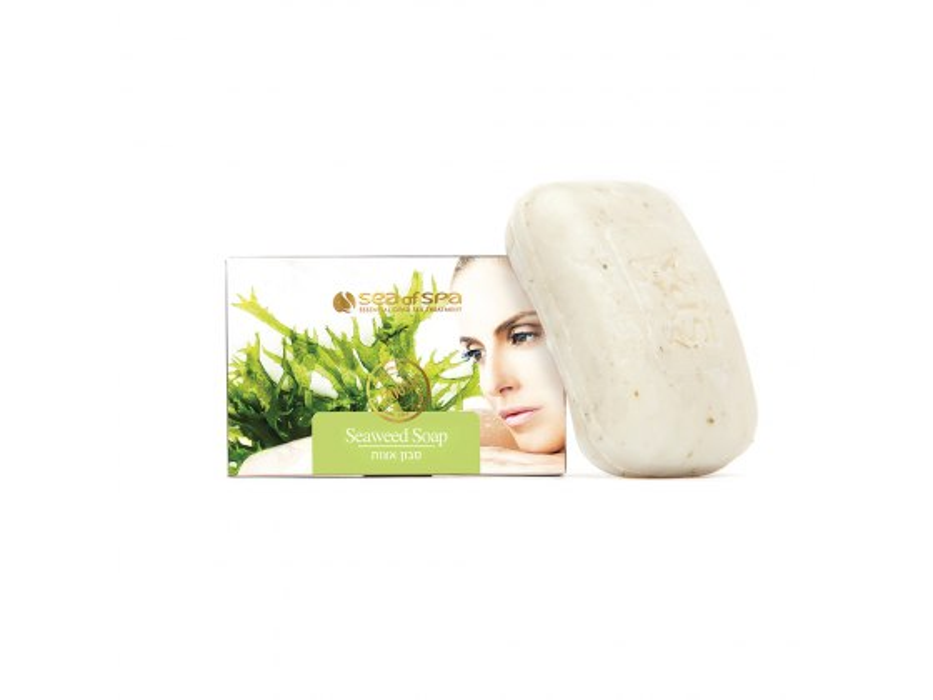 Anti Cellulite Minerals and Seaweed 125gr, Dead Sea Soap