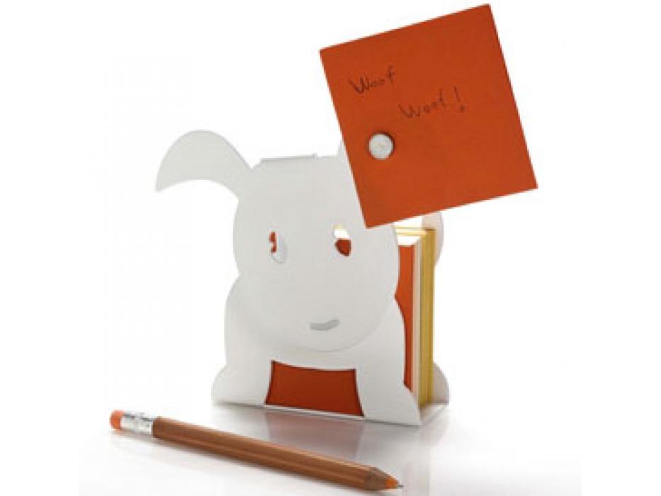 Artori Ringo Puppy Memo Paper Holder, Office Accessories