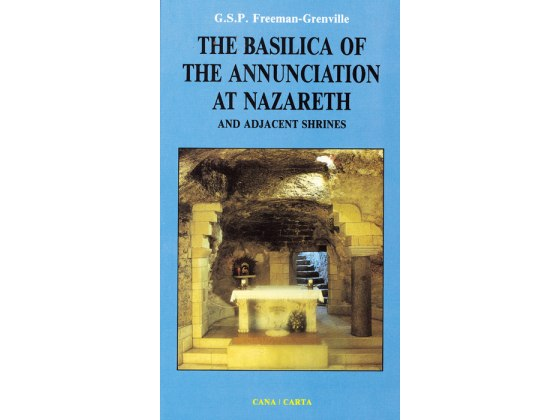 The Basilica Of The Annunciation At Nazareth