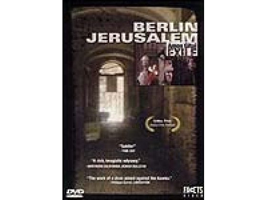 Berlin-Jerusalem (Berlin Yerushalaim) 1989 DVD-Israeli movie