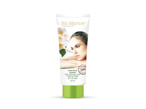 Bio Marine Body and Massage Lotion Green Tea Jasmine