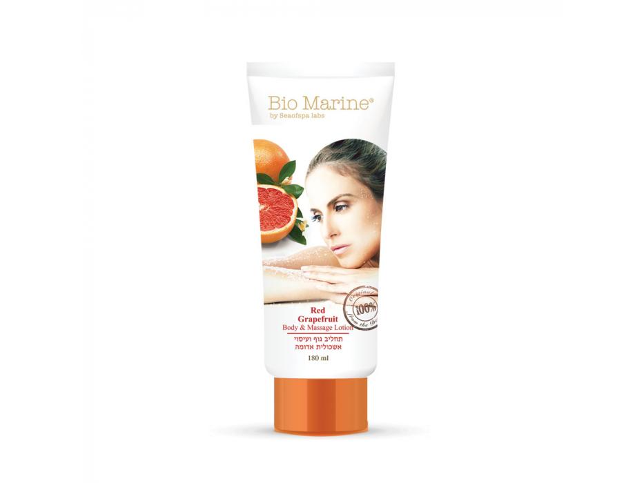 Bio Marine Body and Massage Lotion Red Grapefruit