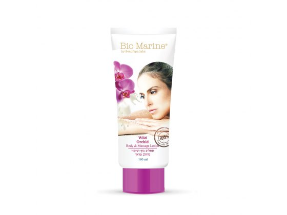 Bio Marine Body and Massage Lotion Wild Orchid