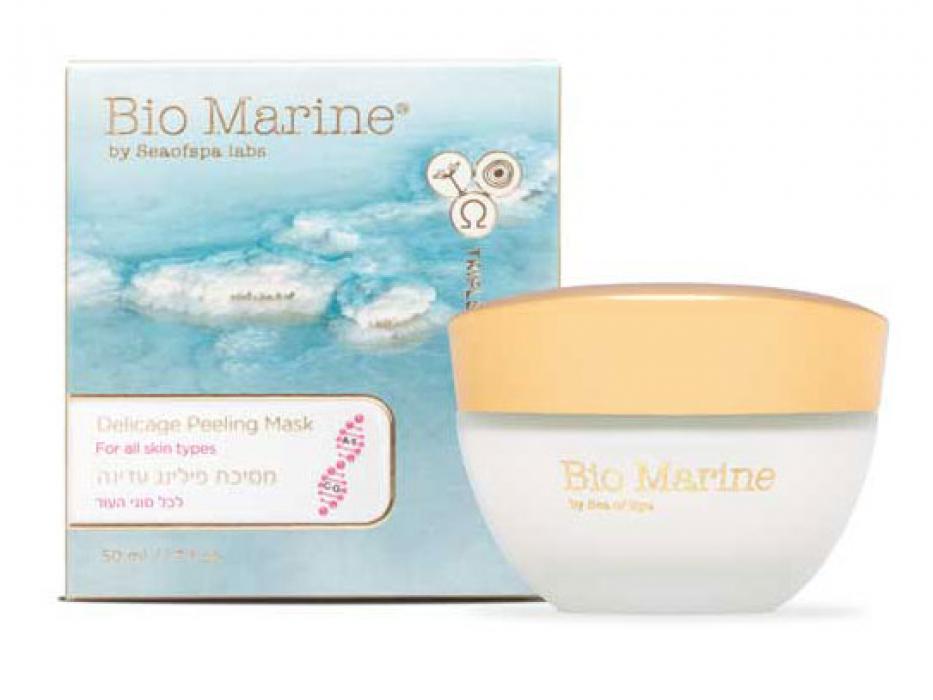 Bio Marine Delicate Peeling Dead Sea Mask