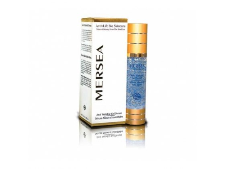 Bio Skincare Anti Wrinkle Gel Serum with Dead Sea Minerals