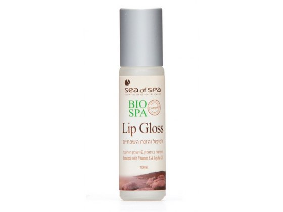 Bio Spa Lip Gloss, Dead Sea Cosmetics