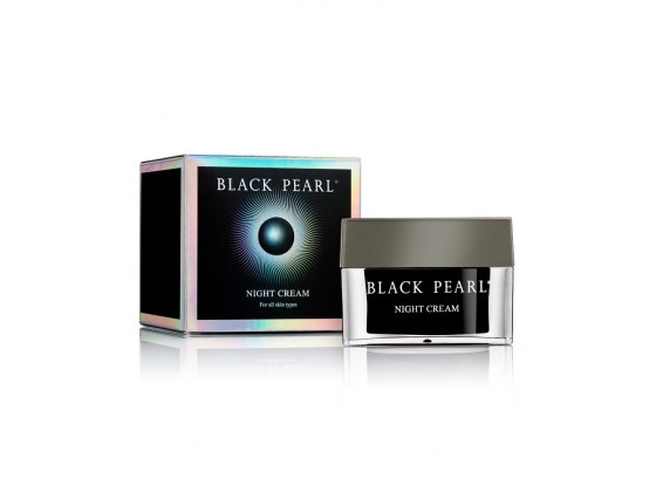 Black Pearl Night Cream by Sea of Spa