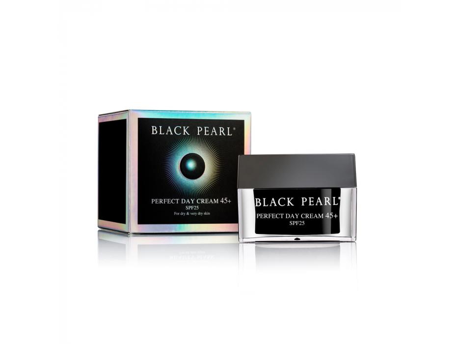 Black Pearl Perfect Day Cream 45+ SPF 25 by Sea of Spa