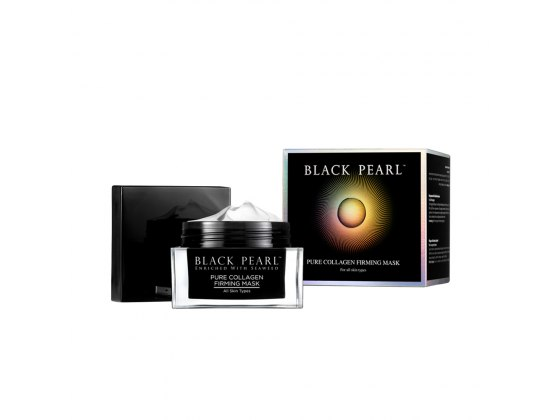 Black Pearl Pure Collogen Firming Mask by Sea of Spa