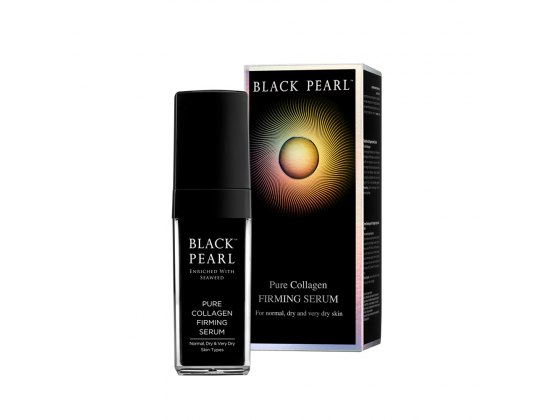 Black Pearl Pure Collogen Firming Serum by Sea of Spa