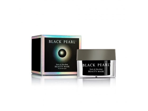 Black Pearl Sea of Spa Age Control Neck & Decollete Beauty Mask