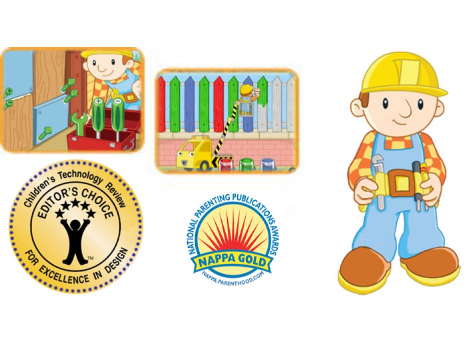 Bob the Builder Educational Kids' Computer Game, Compedia
