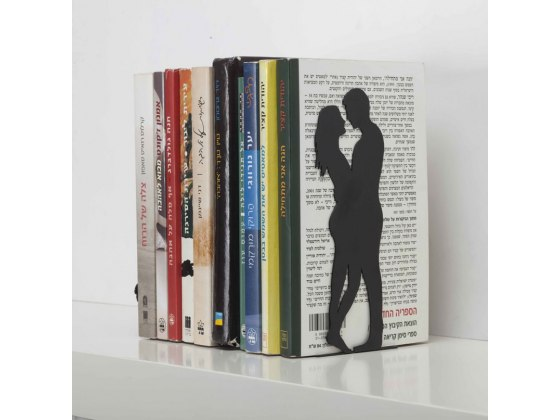 Bookend for Love and Romance Books, Home Accessories