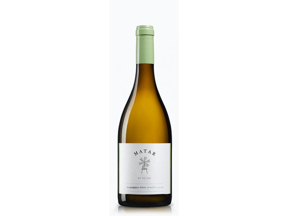 Pelter Winery Matar Sauvignon blanc Sémillon
