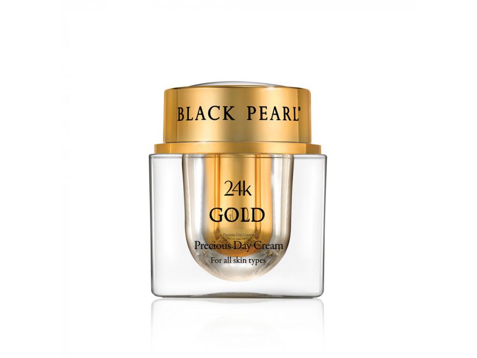 Black Pearl 24K Gold Precious Day Cream