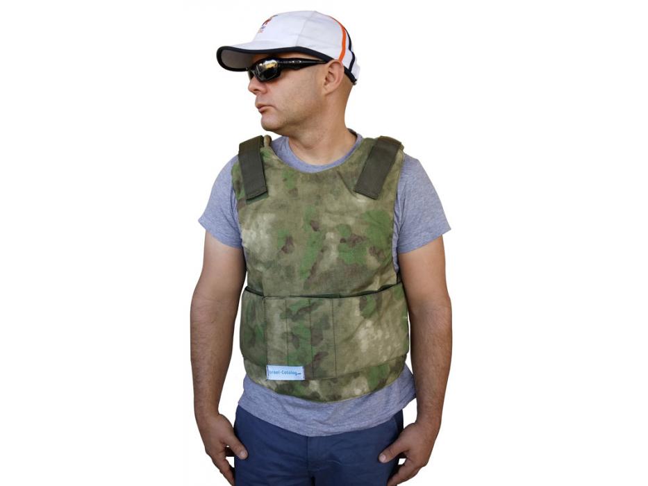 Bullet Proof Vest Super Light Super Thin  Level III-A FRONT