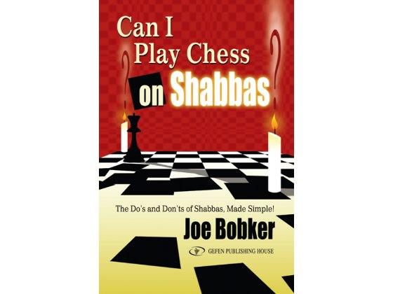 Can I play chess on shabbas?