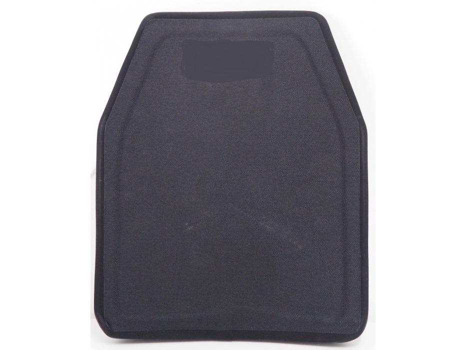 Ceramic Body Kevlar Fabric Level III / IV, Body Armor Plates