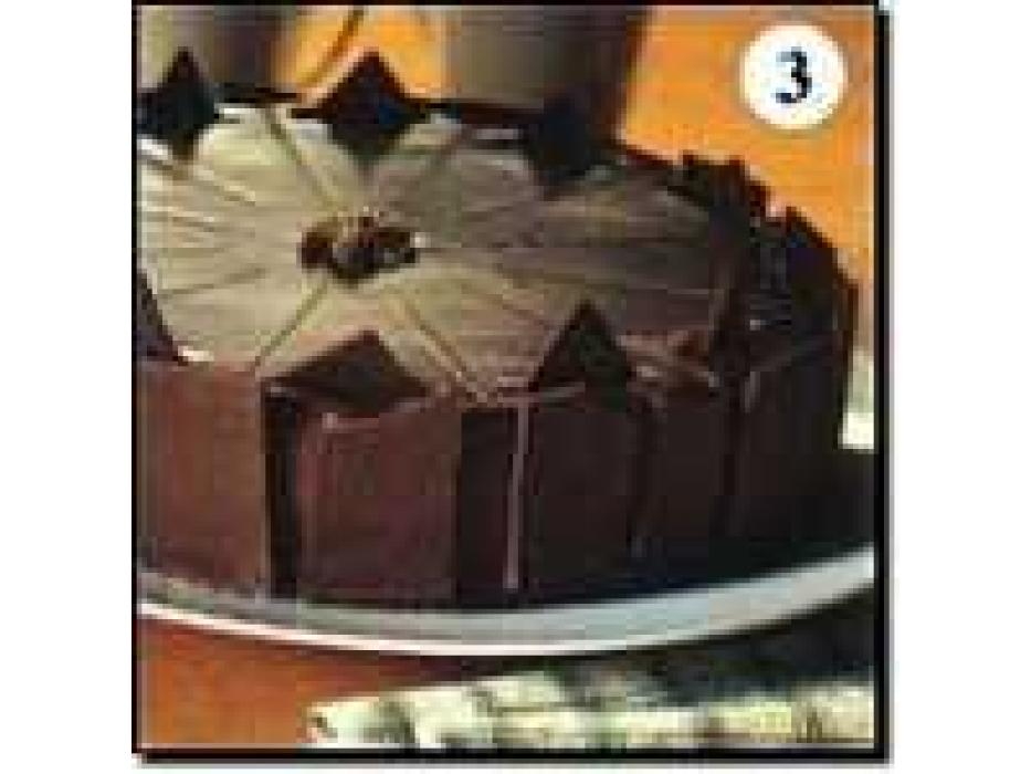 Chocolate Kiss Cake (ISRAEL)