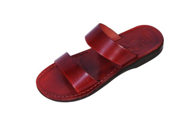 Classic Slip on Biblical Sandals – Reuben