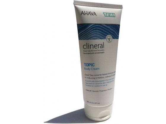 Clineral Atopic Body Cream with Dead Sea Minerals