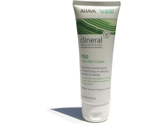 Clineral Psoriasis Joint Skin Cream wih Dead Sea Minerals