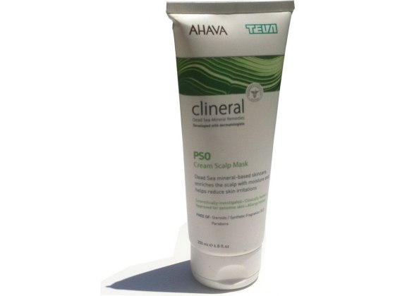 Clineral Psoriasis Scalp Mask with Dead Sea Minerals