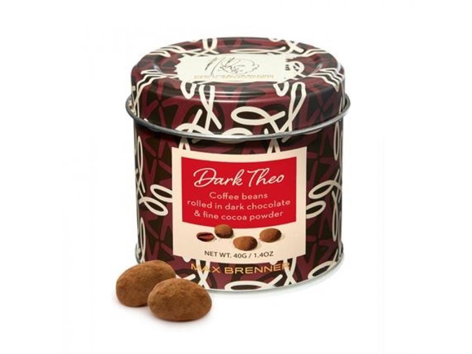Dark Theo coffee beans