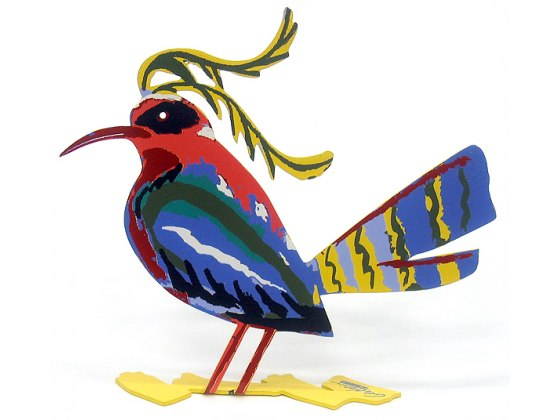David Gerstein - Beth Lehem Bird  - Israeli Art