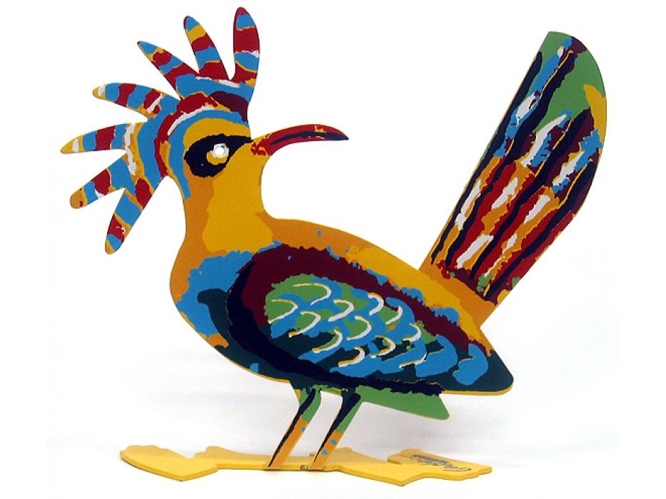 David Gerstein - Safed Bird  - Israeli Art