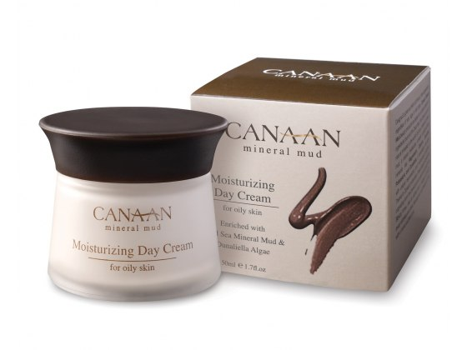 Canaan Mineral Mud Nourishing Cream