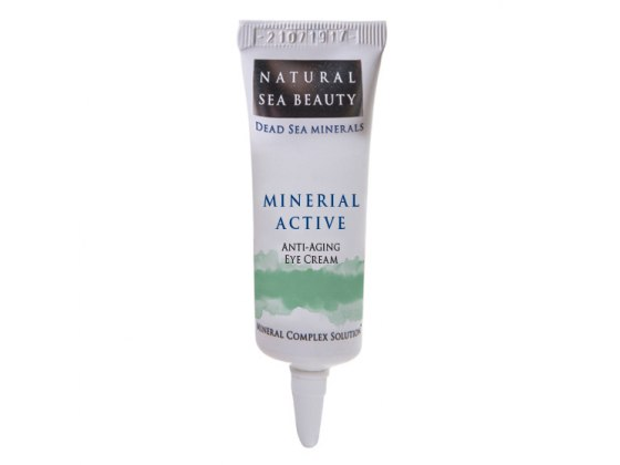 Dead Sea Active Anti-Aging Eye Cream by Natural Sea Beauty