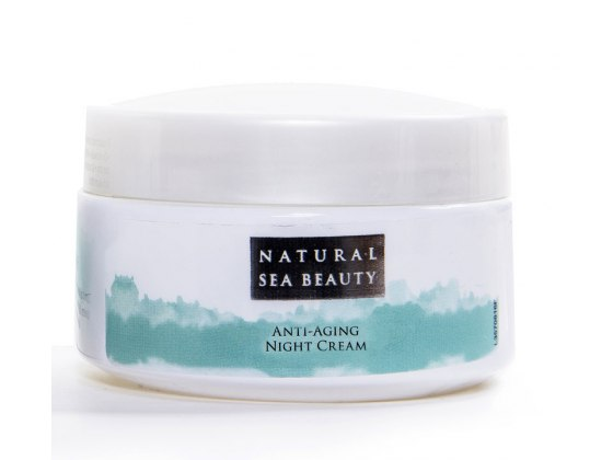 Dead Sea Anti Aging Active Night Cream by Natural Sea Beauty