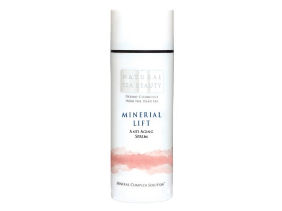 Dead Sea Minerail Lift Anti-Age Serum by Natural Sea Beauty