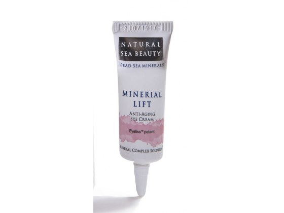 Dead Sea Minerial Lift Eye Cream by Natural Sea Beauty