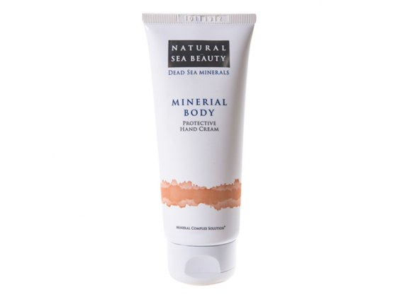 Dead Sea Protective Hand Cream by Natural Sea Beauty