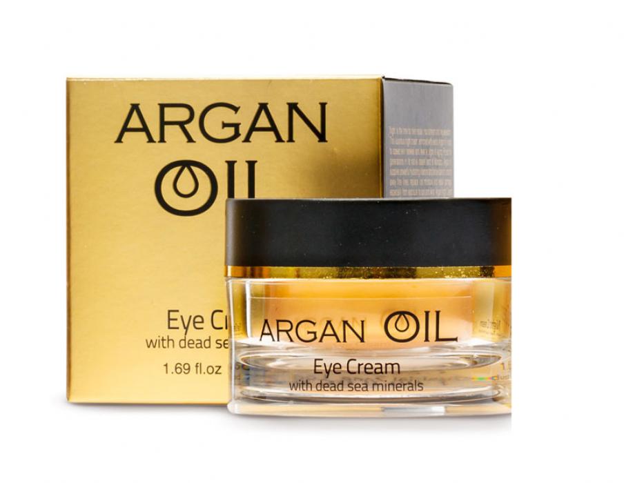 Dead Sea Spa Cosmetics Argan Oil Eye Cream