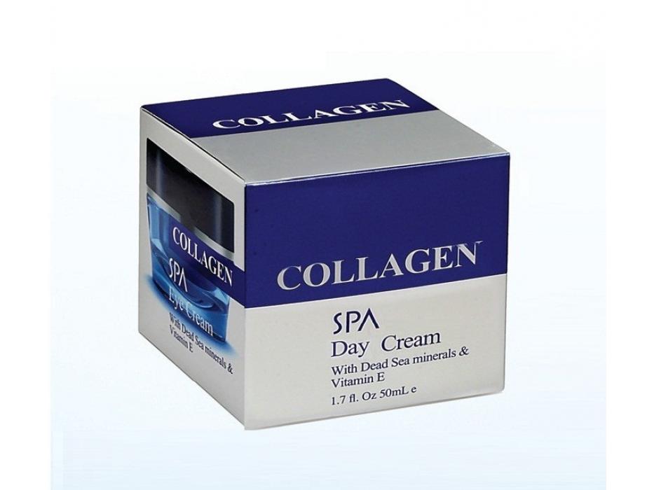 Dead Sea Spa Cosmetics Collagen Day Cream